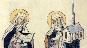 Heliga Birgitta uppenbarelse om en Klosterkyrka i Vadstena
